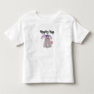 Hippittyのホツプのバニーウサギ トドラーTシャツ
