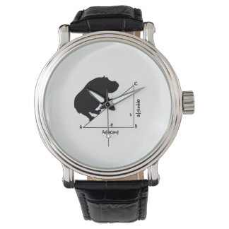 Hippotenuse 腕時計