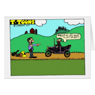 Hitcher カード
