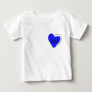 HLHSの戦闘機のTシャツ6-24月 ベビーTシャツ