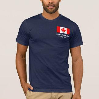 HMCSカルガリーFFH-335のティー Tシャツ