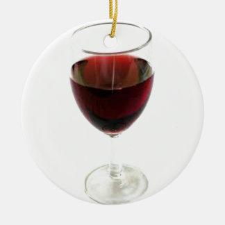 Hmmmmmのワイン セラミックオーナメント