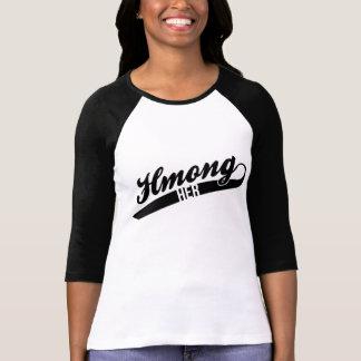 Hmong彼女 Tシャツ