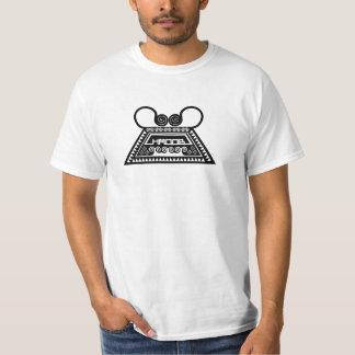 Hmoobは見ました Tシャツ
