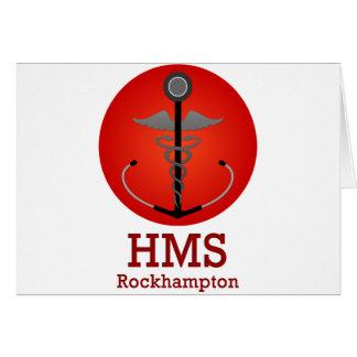 HMSの公式のギア カード