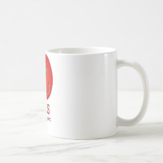 HMSの公式のギア コーヒーマグカップ