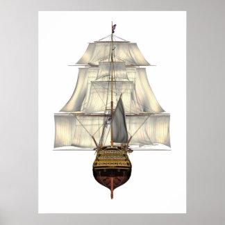 HMSの勝利ポスター ポスター