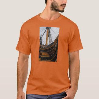 HMSの勝利-ポーツマス-イギリス-ネルソン--の軍艦 Tシャツ