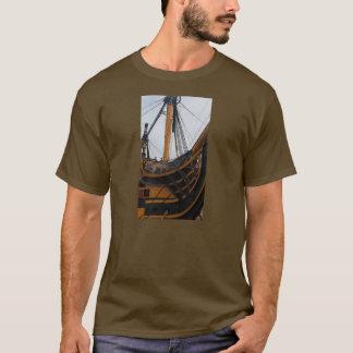 HMSの勝利-ポーツマス-イギリス Tシャツ