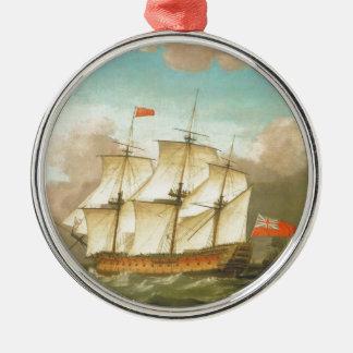 HMSの勝利 メタルオーナメント