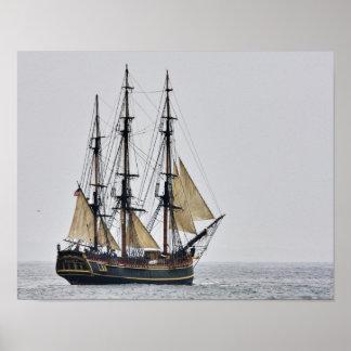 HMSの奨励金 ポスター