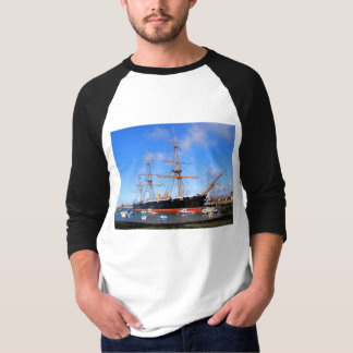 HMSの戦士 Tシャツ