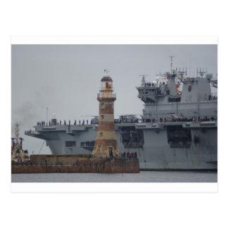 HMSの海 ポストカード