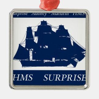 hmsの驚き、贅沢なfernandes メタルオーナメント