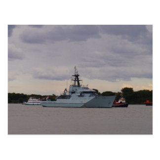 HMSタイン ポストカード