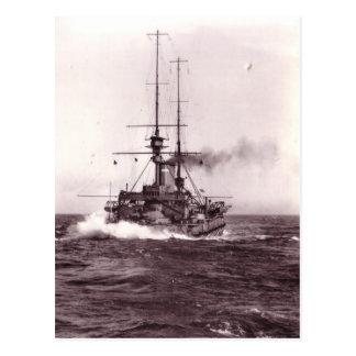 HMS連邦1903年 ポストカード