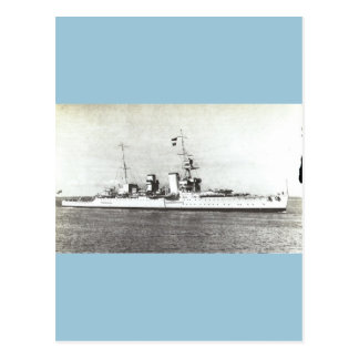 HMS Frobisher ポストカード