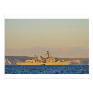 HMS Monmouth ポストカード
