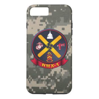 "HMX-1 ""海兵隊員1""のデジタル迷彩柄 iPhone 8 PLUS/7 PLUSケース"