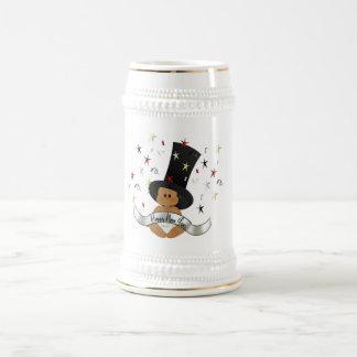 HNYのマグ ビールジョッキ