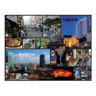 Ho Chi Minh city - Vietnam ポストカード