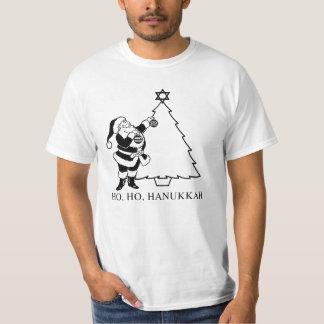 Ho Hoハヌカー Tシャツ