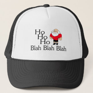 Ho Ho Ho何とかかんとかクリスマス キャップ