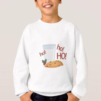 Ho Ho Ho軽食 スウェットシャツ