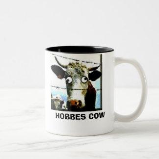 HOBBES牛 ツートーンマグカップ