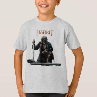 Hobbit - BAGGINS™の映画のポスター Tシャツ