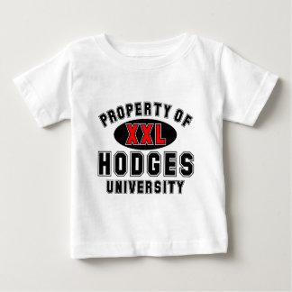 Hodges大学の特性 ベビーTシャツ