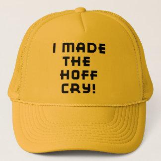 Hoffの叫びの帽子 キャップ