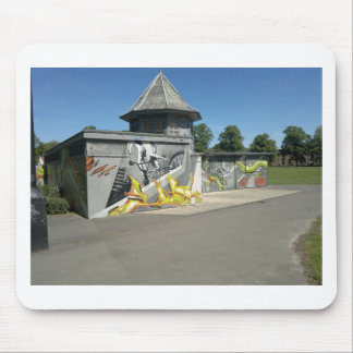 Hoglands公園サウサンプトン マウスパッド