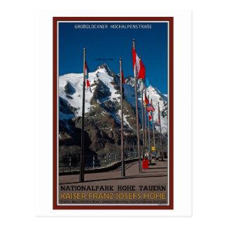 Hohe Tauern - KaiserフランツヨセフHohe ポストカード