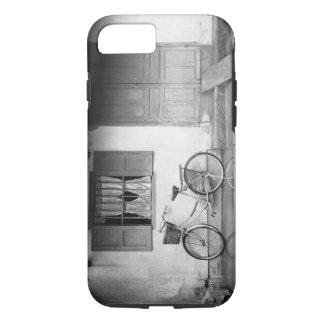 Hoiベトナムの自転車が付いている家 iPhone 8/7ケース