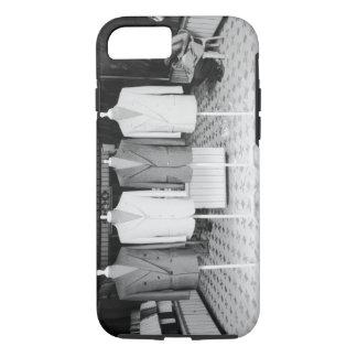 Hoiベトナムの行くカスタムなスーツ iPhone 8/7ケース