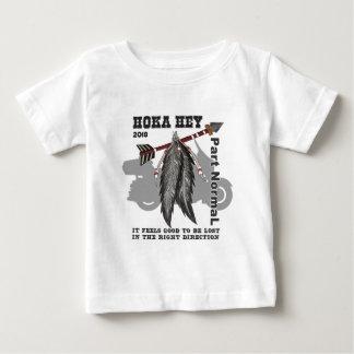 Hokaちょっとサポート! ベビーTシャツ