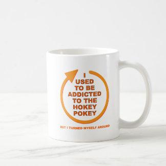 Hokeyの牢獄のおもしろマグカップの向きを変えて下さい コーヒーマグカップ