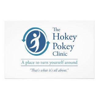 Hokeyの牢獄医院 便箋