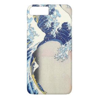 Hokusaiの日本のな芸術の波 iPhone 8 Plus/7 Plusケース