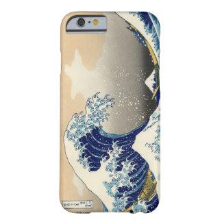 Hokusai素晴らしい波のiPhone6ケース(景色) Barely There iPhone 6 ケース