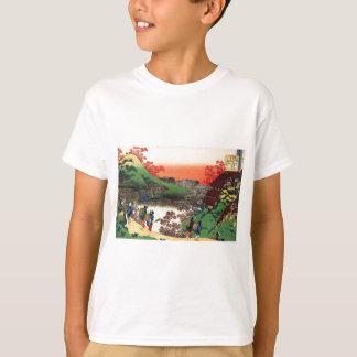 Hokusai -日本のな芸術-日本 tシャツ
