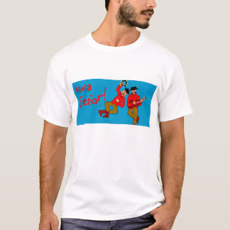 holaの氏 tシャツ