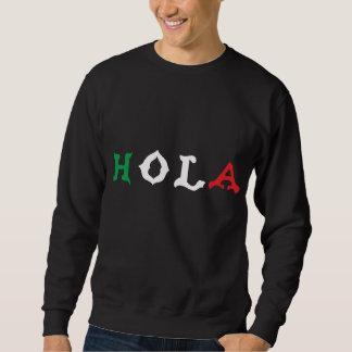 HOLA スウェットシャツ