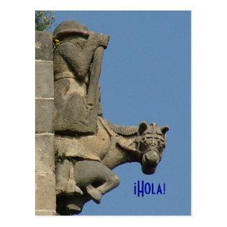 ¡ Hola! -バルセロナからの挨拶 ポストカード