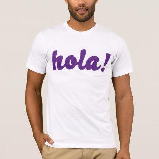Hola! Adios! Tシャツ