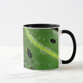 Holey葉II マグカップ