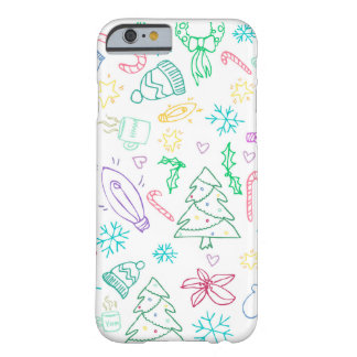Holidoodles Barely There iPhone 6 ケース