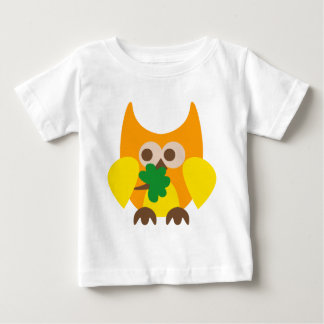 HoliOwlsP21 ベビーTシャツ