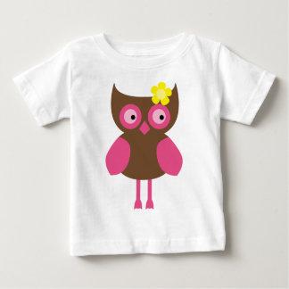 HoliOwlsP8 ベビーTシャツ